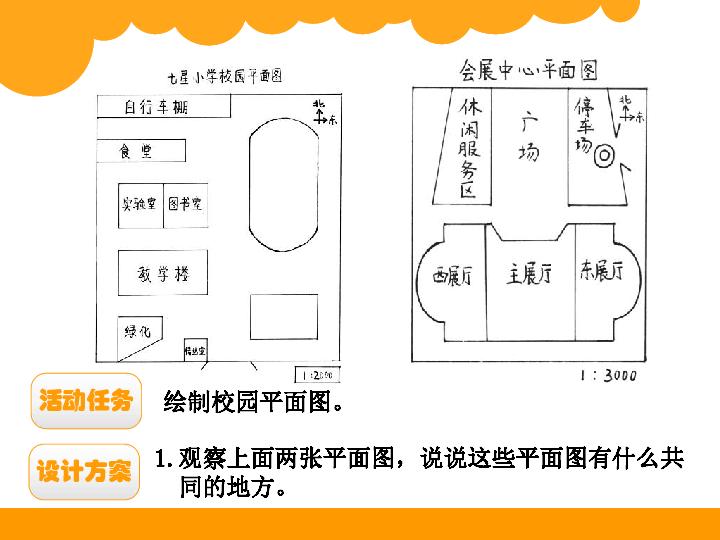北师大版 绘制校园平面图 课件1 12张ppt