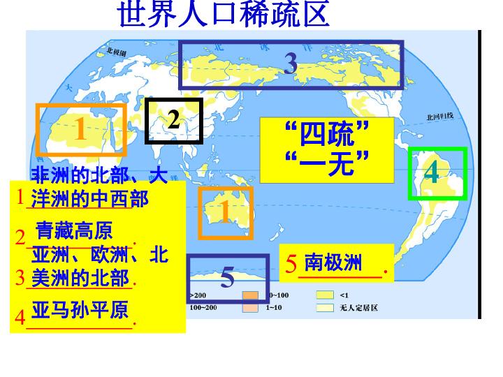 世界各人种人口比例_人口与人种课件PPT素材下载