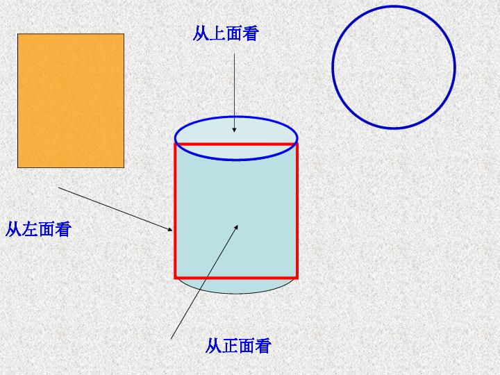人教版数学七上4.1.1立体图形与平面图形课件 32张