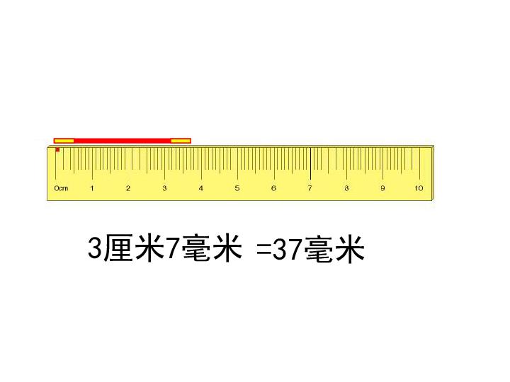 年级上人教版 分米 毫米 千米的认识 复习 共24张PPT