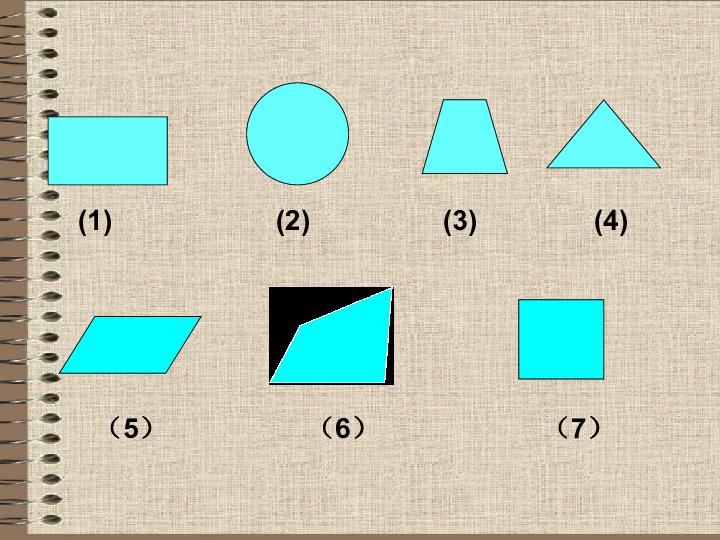 人教版小学四年级数学上册平行四边形和梯形课件