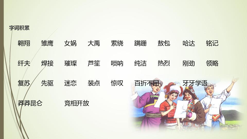 中华少年课件 共23张PPT