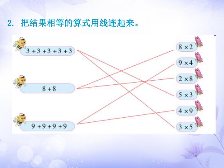 乘法的初步认识课件 共15张PPT