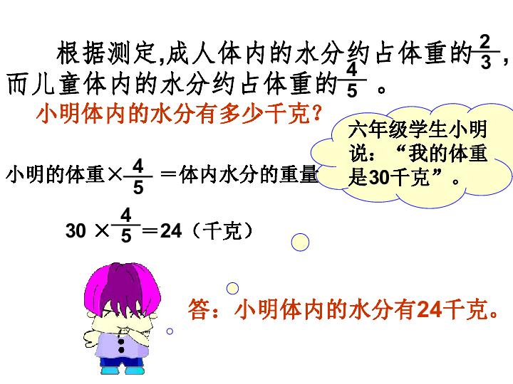 数学六年级上人教版3.4 分数除法解决问题 共17张PPT