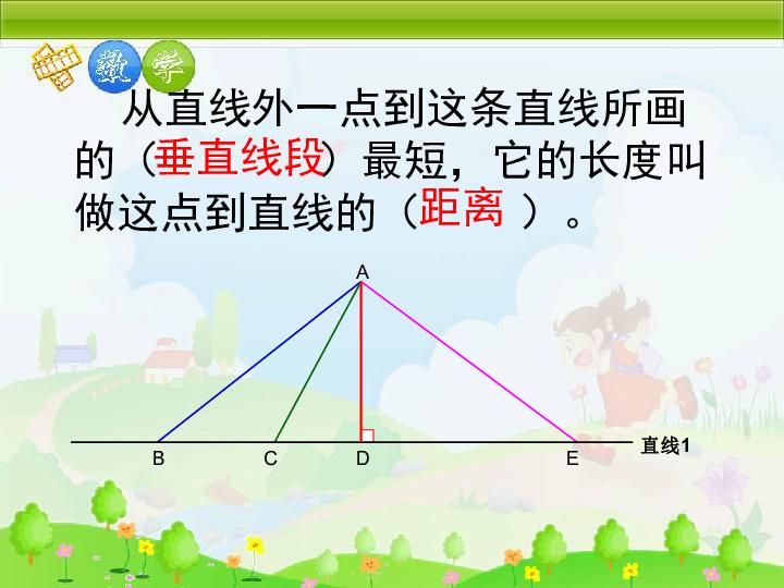 人教版小学四年级数学上 5 平行四边形和梯形整理和复习课 课件