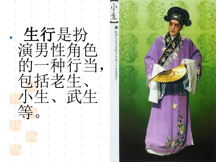 学唱京剧经典唱腔 我们是工农子弟兵课件