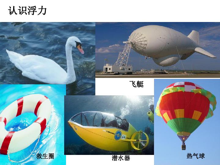 山东省吕标初中人教版物理八年级下册课件 101 浮力 共20张PPT