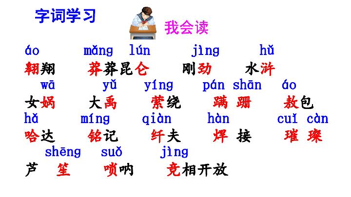 8 中华少年 36张PPT