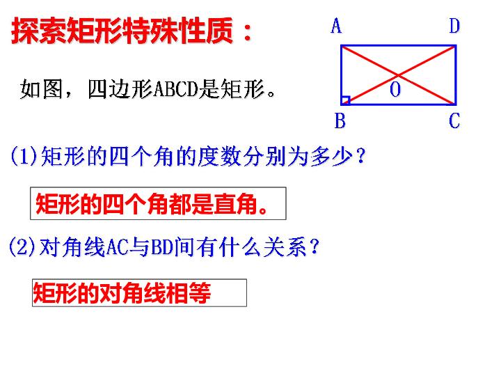 5.1.1矩形 课件