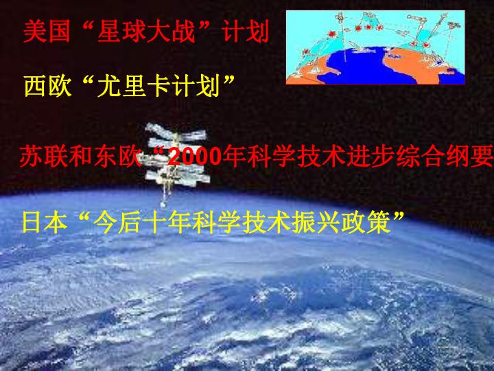 中图版八年级历史下册第6单元第2课新中国的科技成就 共46张PPT